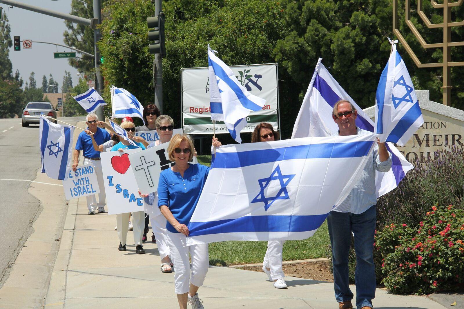 Walk For Israel 2016