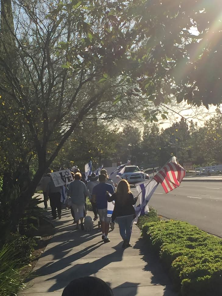 Walk For Israel 2017