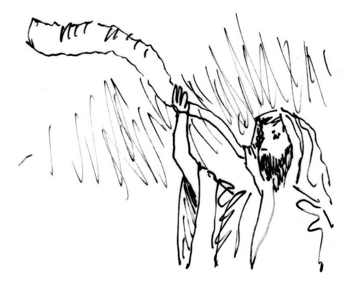 Illustration provided by Ray Hart