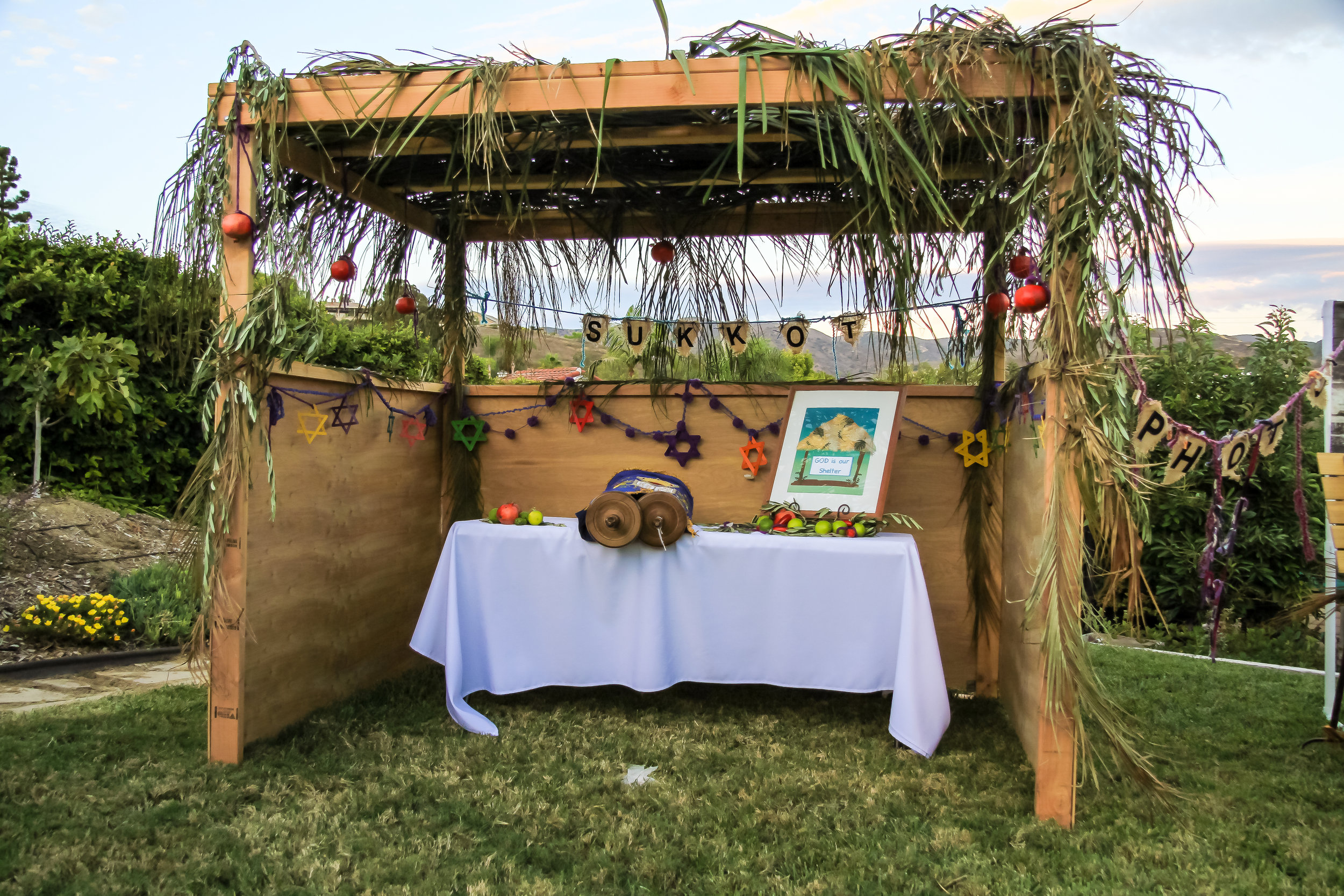 Song For Israel's Sukkah