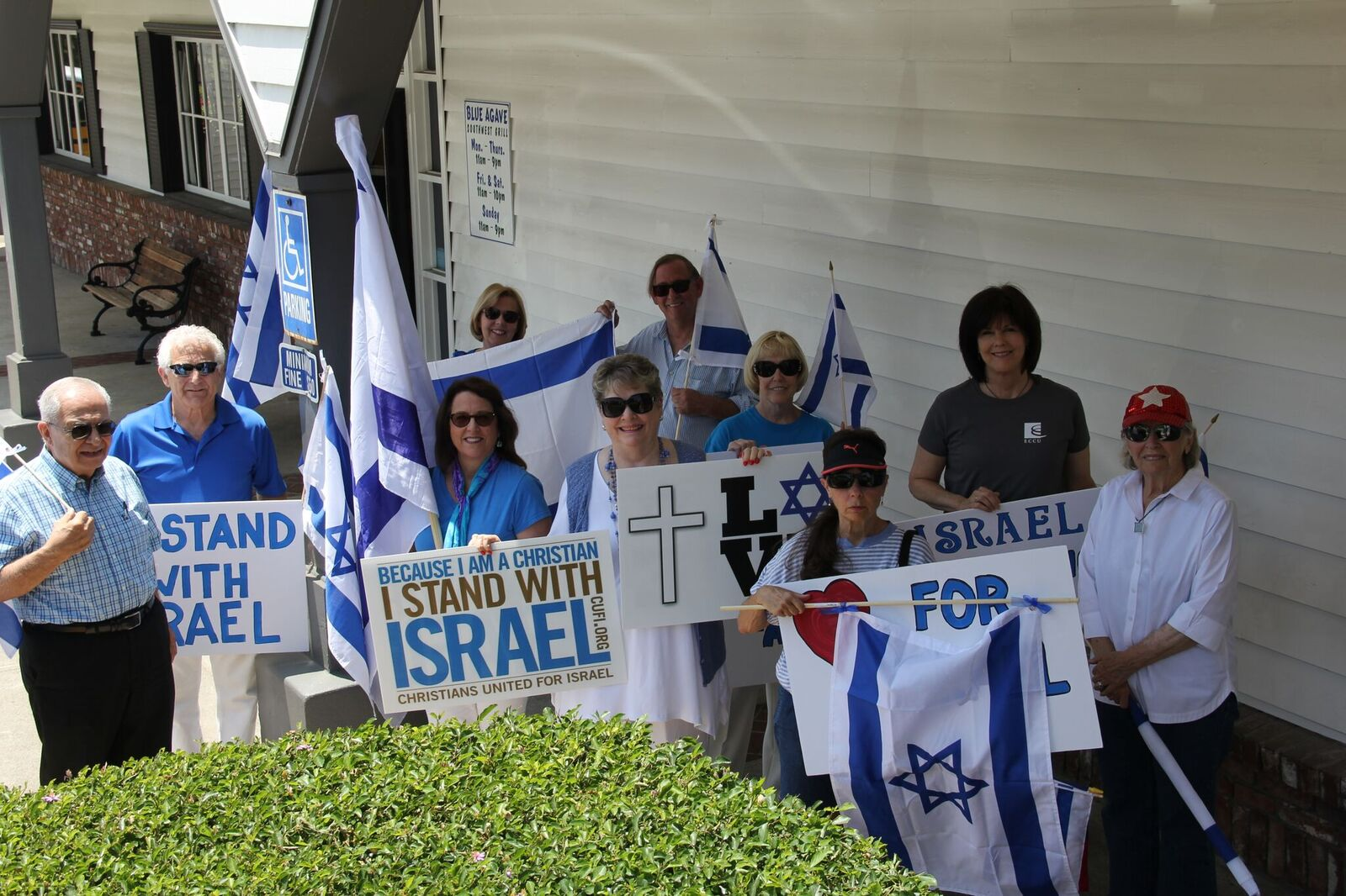 Walk for Israel