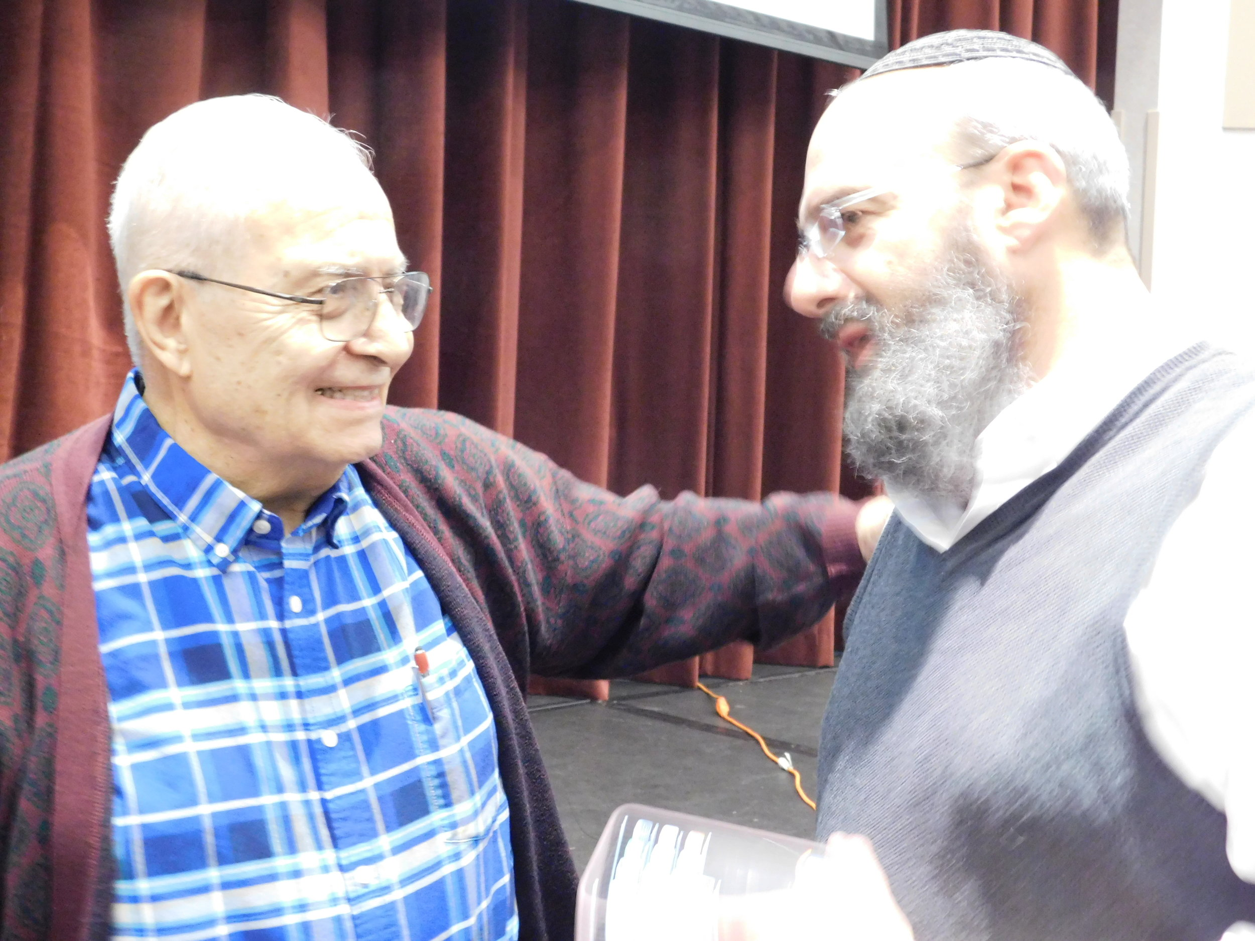 May 27, 2019 with Shmuel Bowman