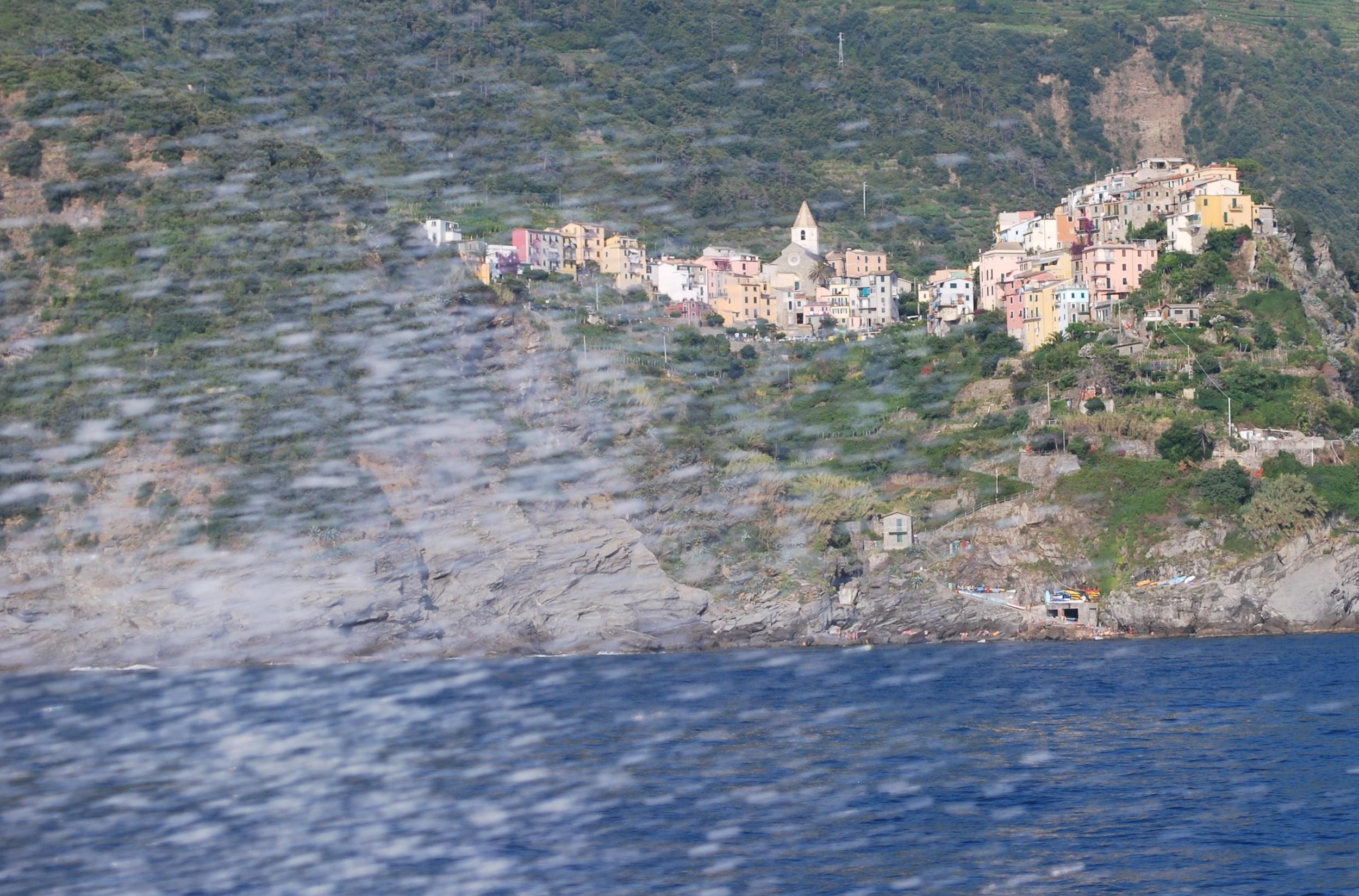 17 July 2014, Jigsaw Cinque Terre