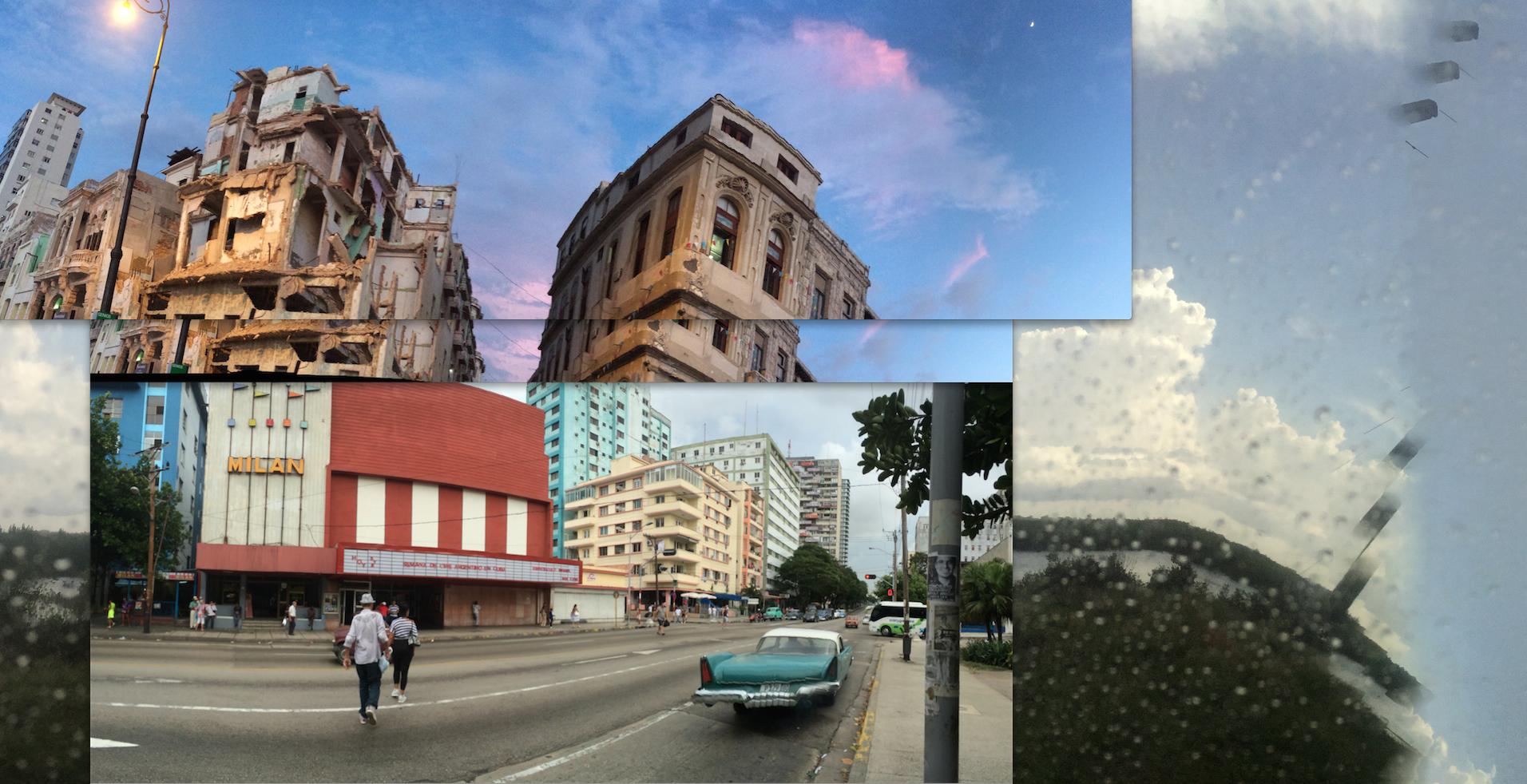 Havana-Trinidad 2015 May_3 Digital assembly; Copyright © Tennyson Woodbridge, 1963 to present