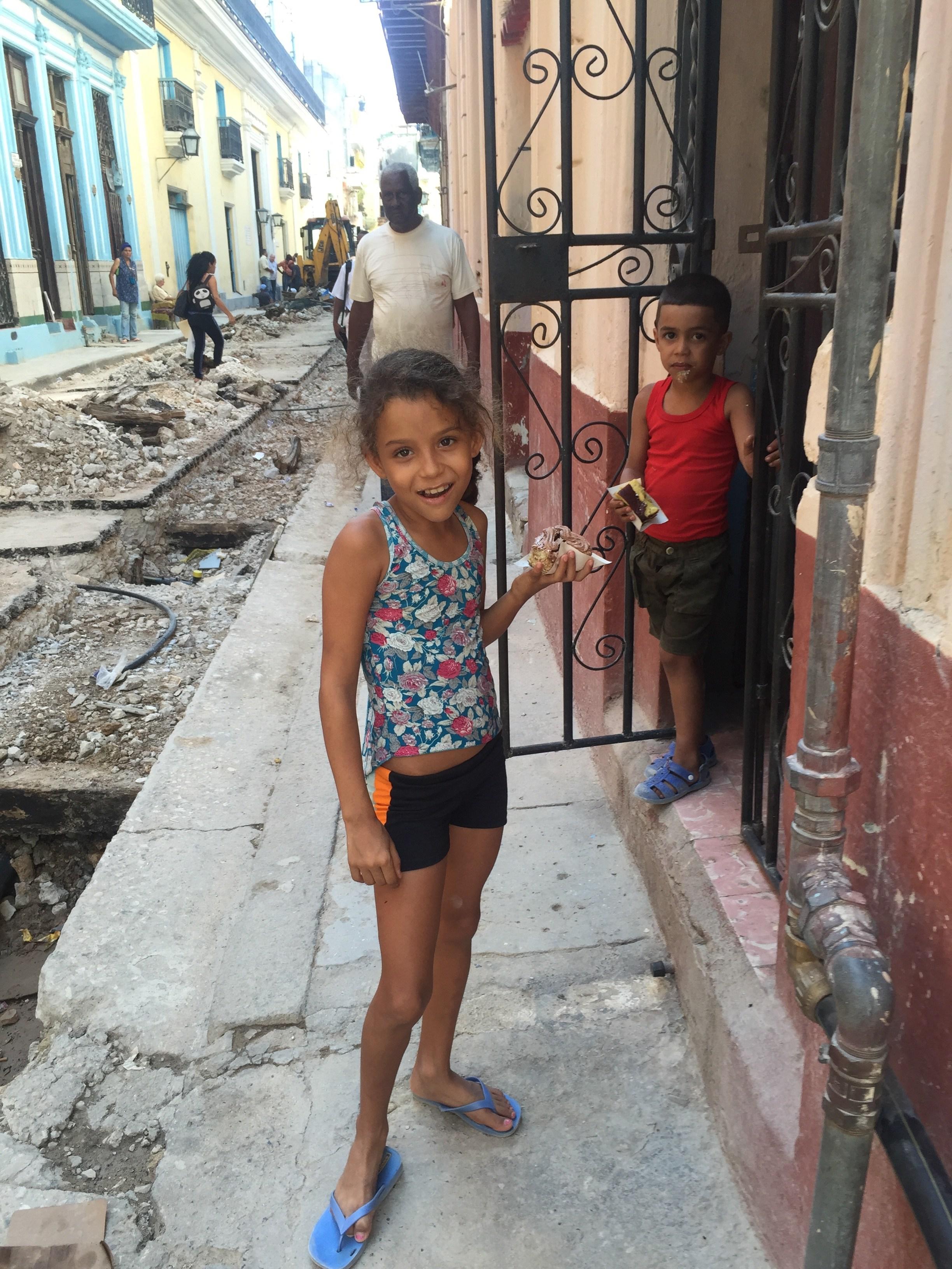 She Smiles Back (Havana, 21 May 2015) Photo creditEmmy Scharlatt; Copyright © Emmy Scharlatt, 2015