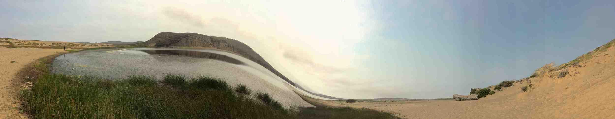 Abbotts Lagoon,13Sep15_7 Photograph; Copyright © Tennyson Woodbridge, 1963 to present