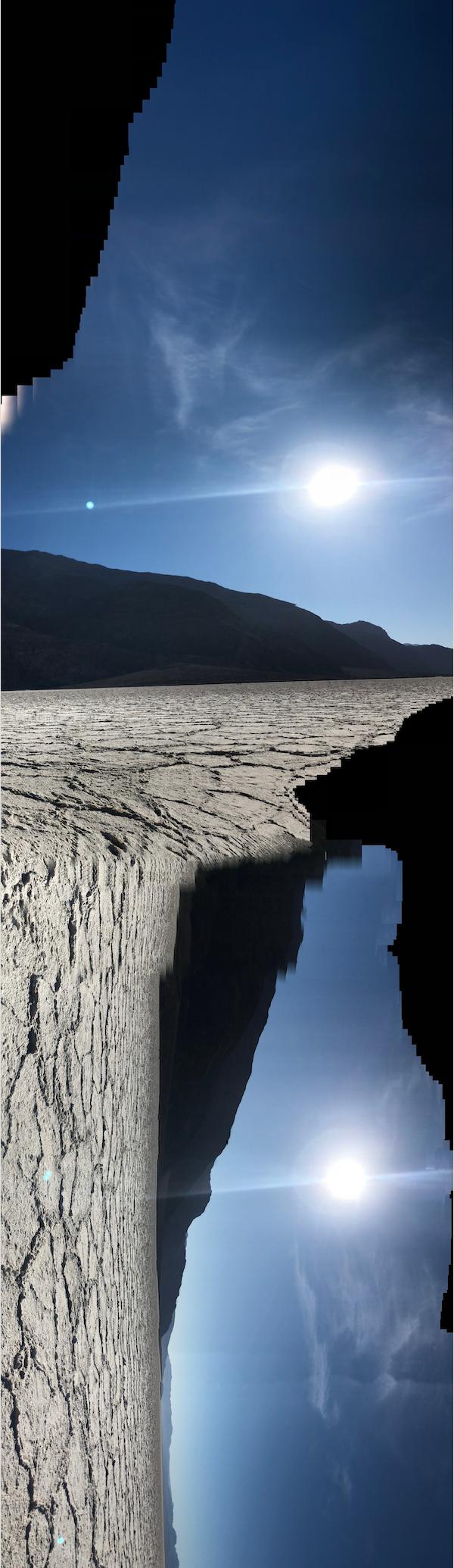 M⊕ binary  Photograph, 29 December, 2018  Copyright © Tennyson Woodbridge, 1963 to present