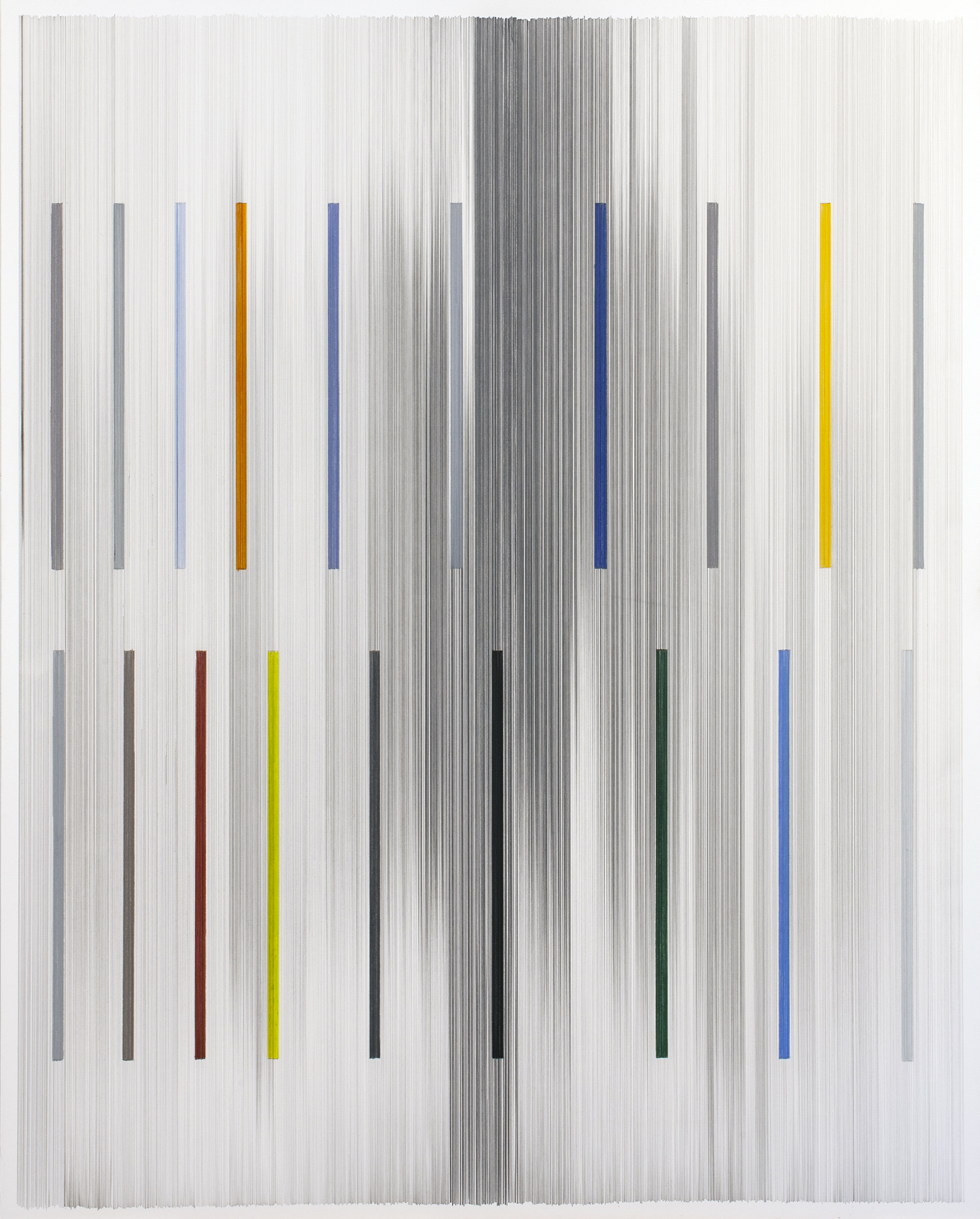 future construct 02  2019 graphite and colored pencil on mat board 60 by 48 inches