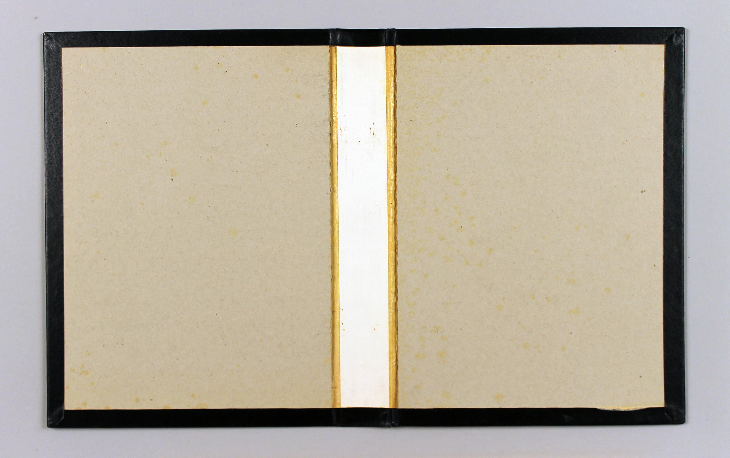 "Volume One (White Line)  Found object, wood, 12"" x 20.25"", 2013"