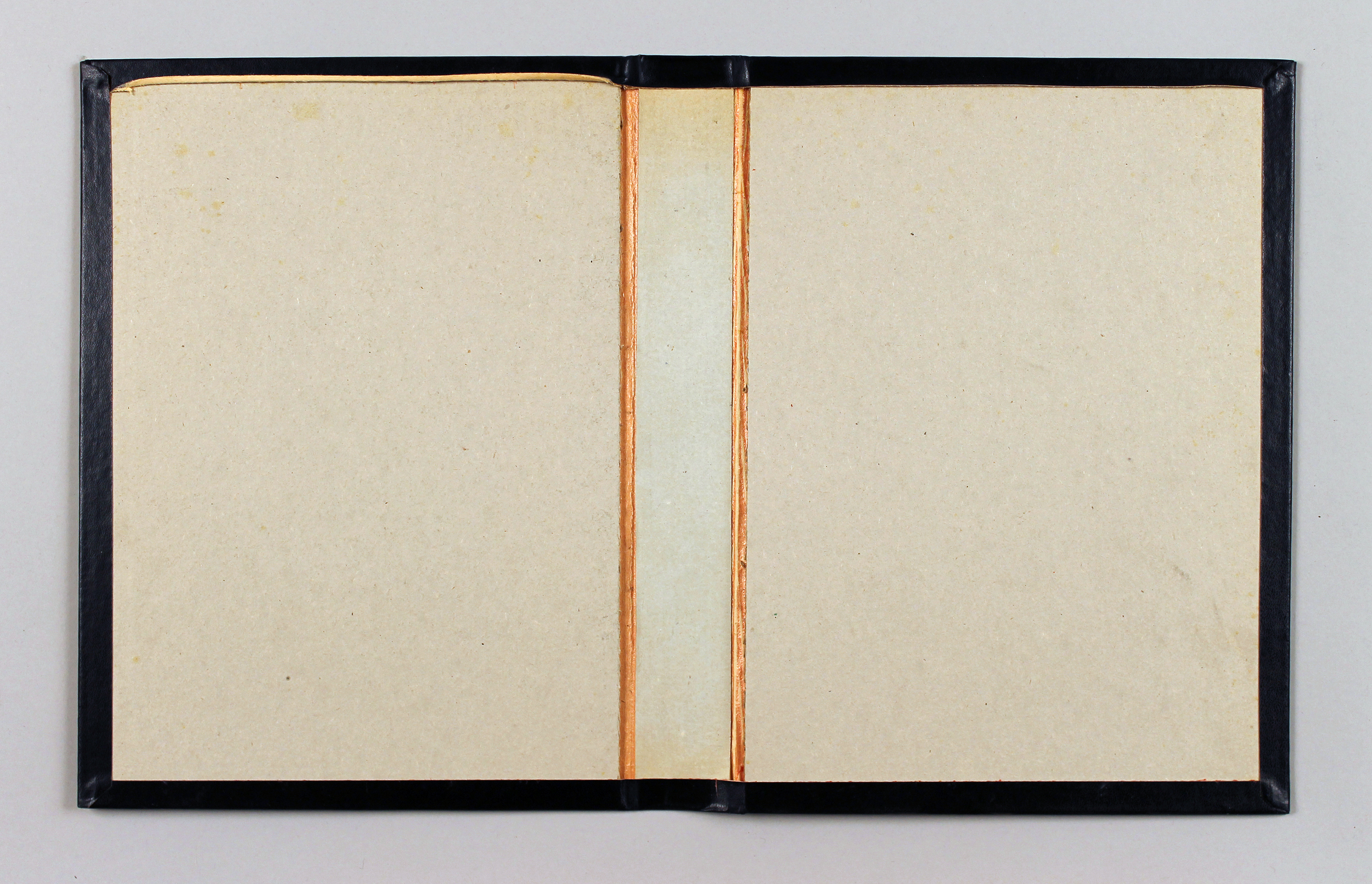 """Volume Two (Red Lines with Green)  Found object, wood, 12"""" x 20.25"""", 2013"""
