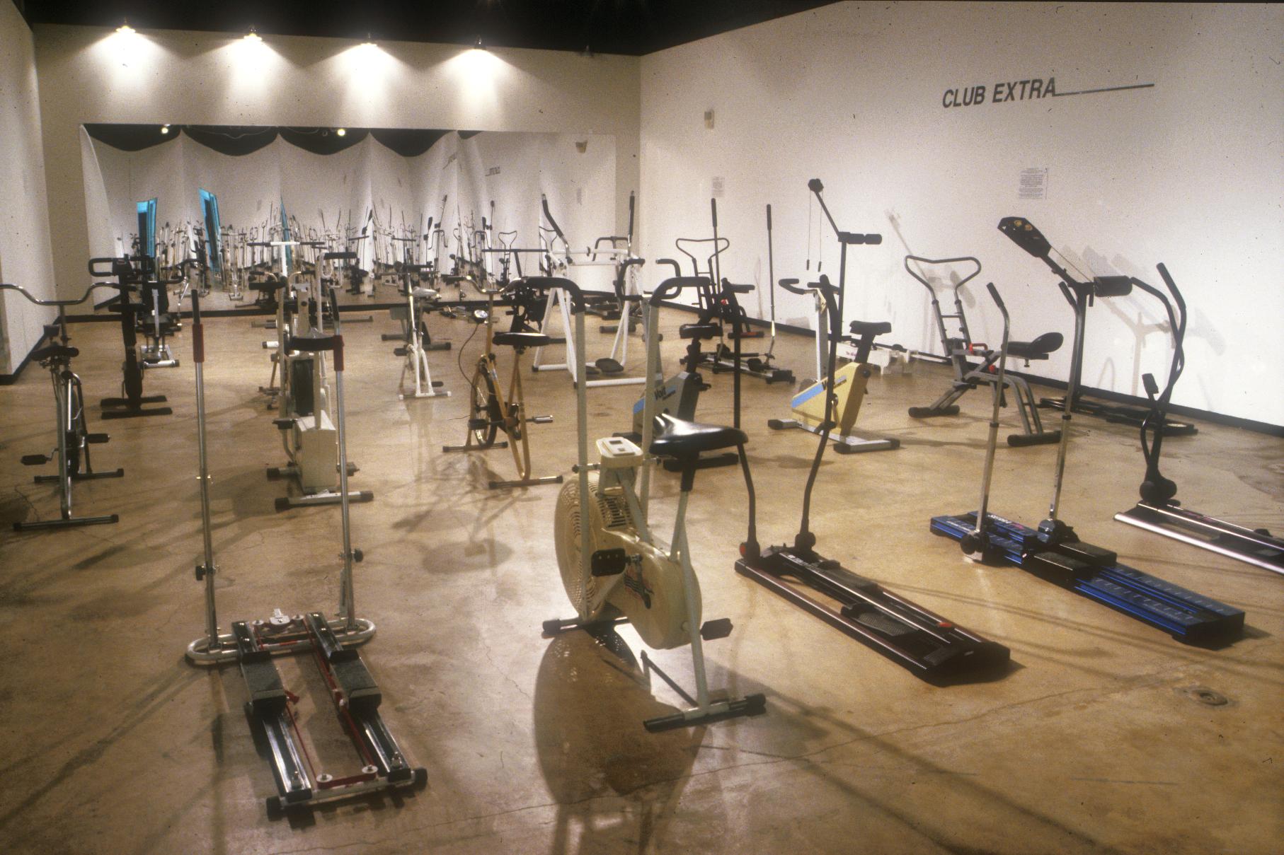 Club Extra  Arizona State University Art Museum, 2000