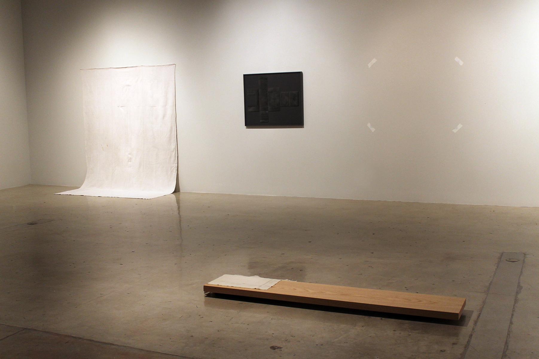 Volume I installation view at Joseph Gross Gallery, Tucson, AZ, 2015
