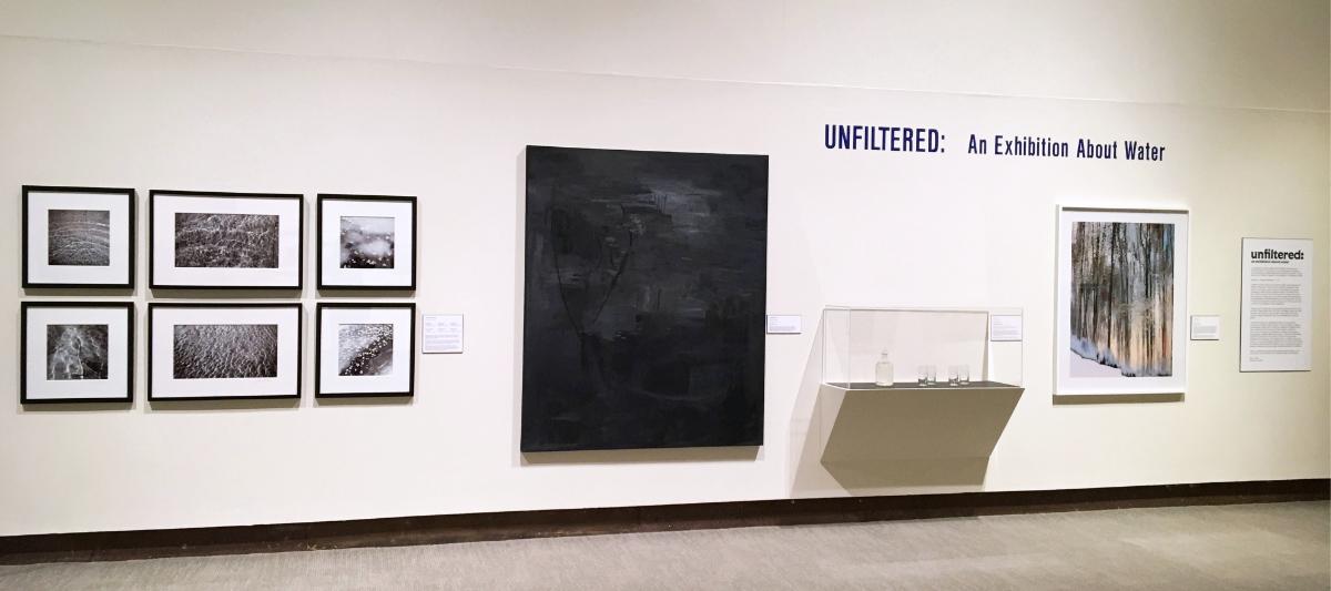 Group Exhibition, William Benton Museum of Art, 2017