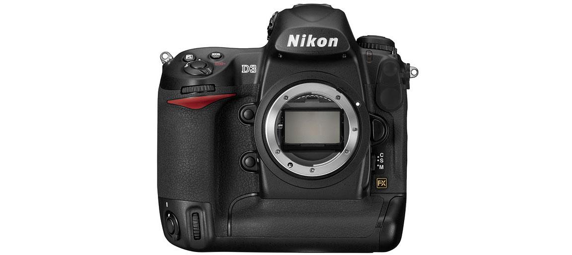 camera equipment for weddings