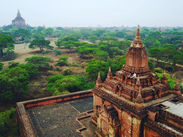 Bagan but not forgotten 🙏