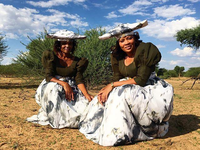 Namibian queens