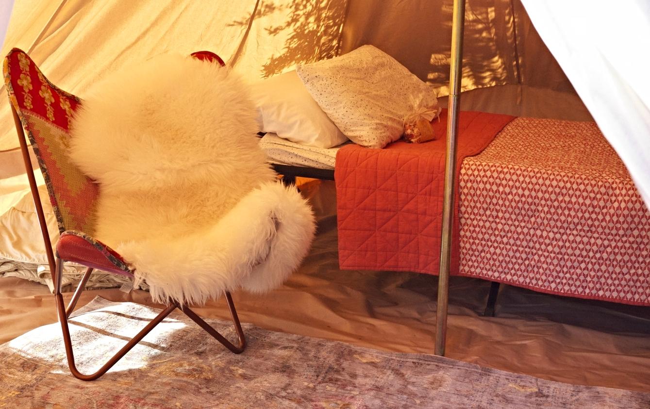 The-Urban-Deer-Glamping-Tent-Inside