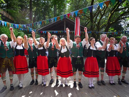 Dancers at last year's celebration (Photo: Tourist Club /  Facebook )