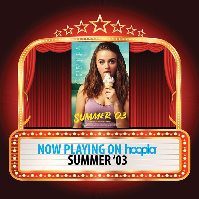 Follow the hilarious story of 16-year-old Jamie & her family who are shocked when her grandma unveils an array of secrets on her deathbed, one involving religion and the other of a more personal nature. Watch SUMMER '03 on #hoopla!  #FridayNightFilm #hooplaGoesIndie #IndieFilm