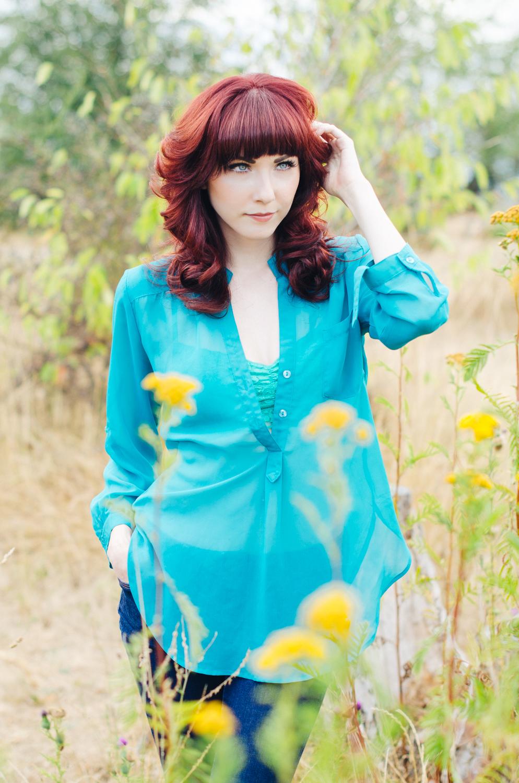 Hair & Makeup: Kaitlin Chapple