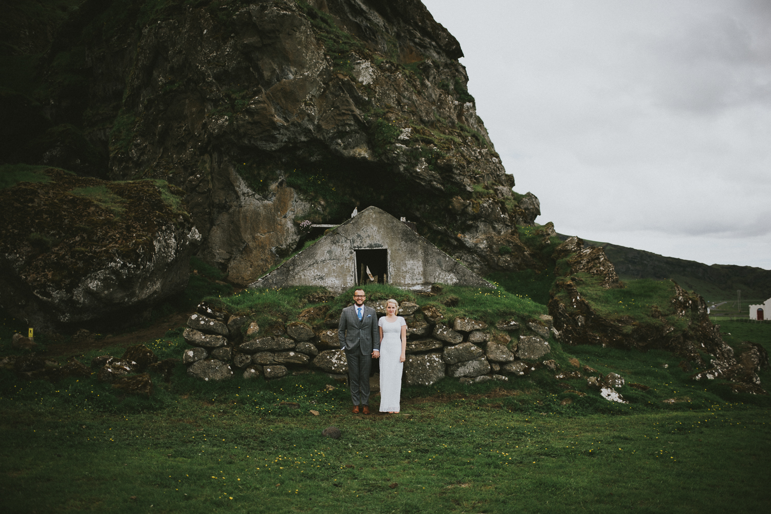 Russell & Disa  Iceland