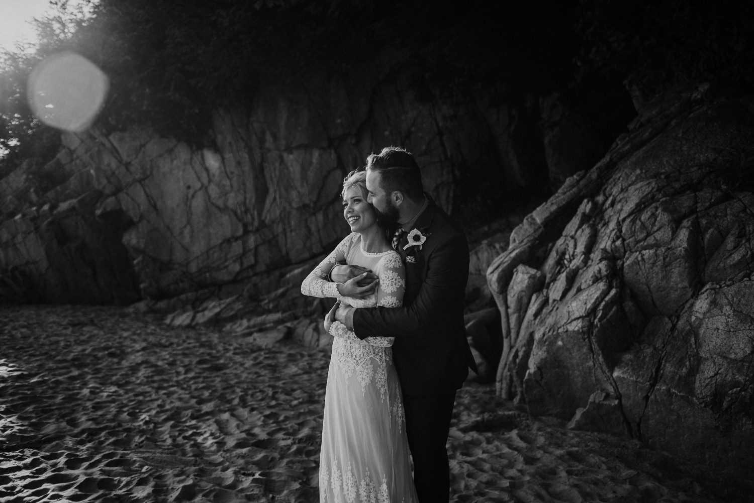 Sarah + Brent - Tofino, BCAnyone who has gotten married will tell you the hardest part is finding a photographer who can capture those special moments. This was especially true for my husband and I as we are both from Ontario and decided to elope to Tofino, BC. Sara has exceeded our expectations from the breathtaking pictures she took, to the prompt communication, and her ability to make you feel comfortable in front of the camera. Sara is fantastic at what she does and so easy to work with. Throughout the entire process, Sara was there for us helping us along the way with scouting locations and answering any other questions we had via email. We're so happy we found Sara to capture our wedding day. Thank you from the bottom of our hearts.
