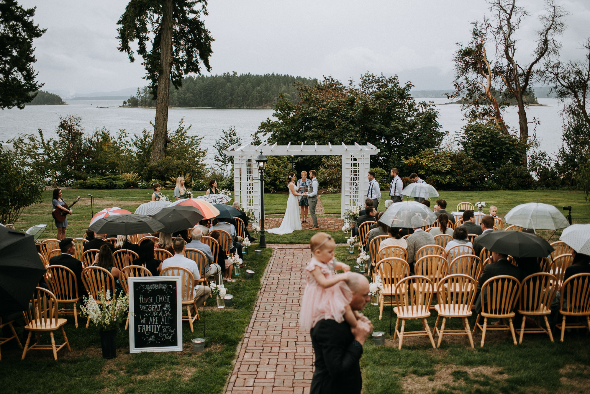 Overbury Resort Thetis Intimate Wedding