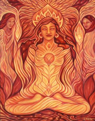 Shakti by Dhira Lawrence