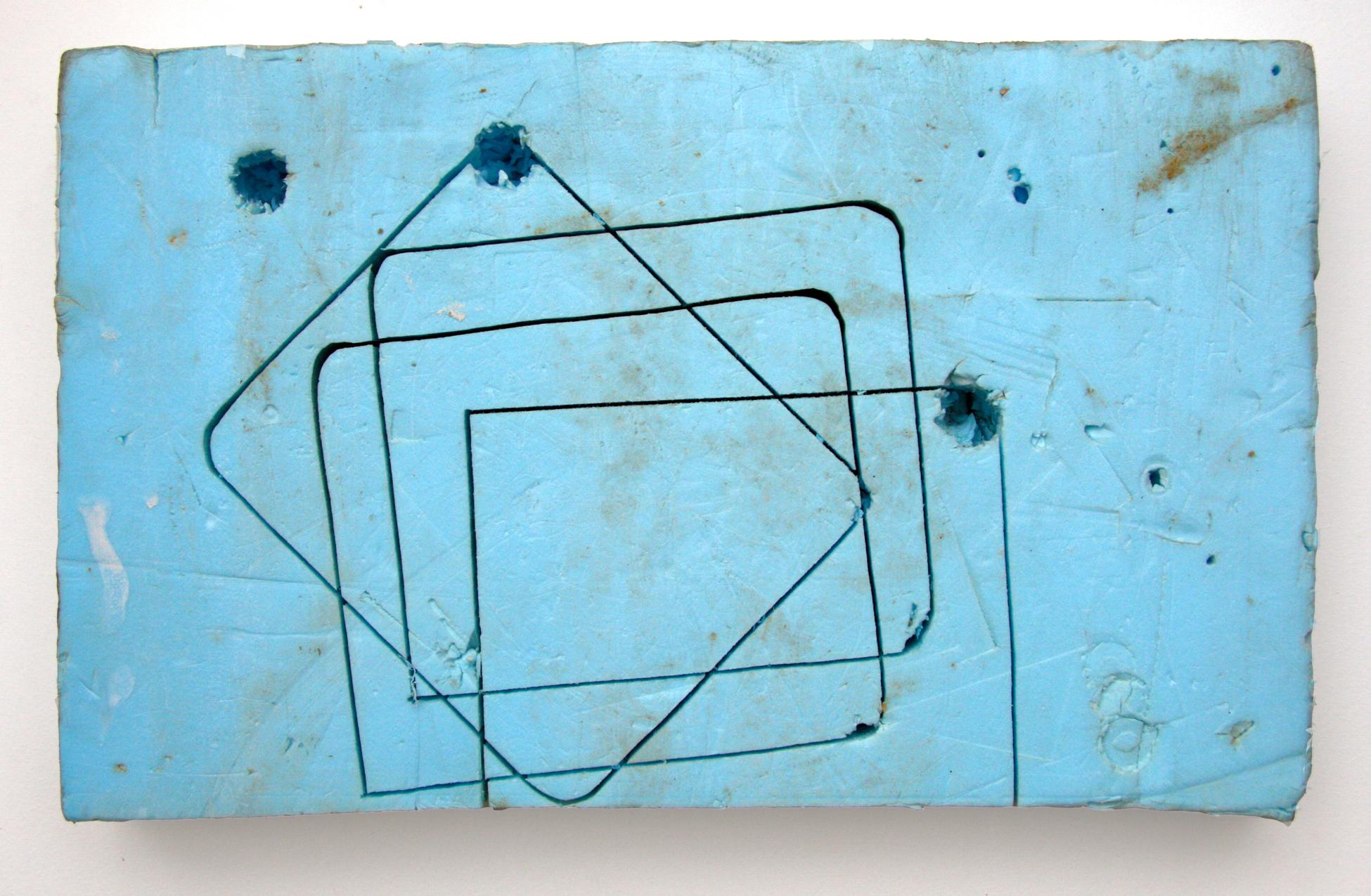 Jigsaw Drawing, 2014