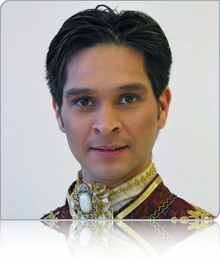 Charles Torres - Mr. Torres was born in Mesa, Arizona. He began his ballet training under Judy Churma and Florence Davich. From there he received full scholarships to San Francisco Ballet School, Cleveland Ballet School, Royal Danish Ballet School Workshops, School of American Ballet, Arizona State University, and recently earned his Master's Degree in 21st Century Leadership from Saint Mary's College. His wide range as a performing artist encompasses the contemporary works of Balanchine and other 20th century choreographers as well as the full-length classics. Since 1998, Mr. Torres has been a principal guest artist with several bay area companies: Peninsula Ballet Theatre, Diablo Ballet, and with Company C under Charles Anderson. He has danced or created principal roles for Smuin Ballets/S. F. for internationally renowned choreographer and director Michael Smuin. In addition to his work with Smuin Ballets/S.F. he danced as a principal with Ballet West Arizona, Ballet Austin, The Carlisle Project, Chautauqua Ballet under the direction of Jean-Pierre Bonnefoux, and with the Sacramento Ballet (as Principal Dancer and Ballet Master). He also is a frequent guest artist with several companies in the Los Angeles and bay area, including appearing with the San Francisco Opera Ballet as a principal guest artist. He has danced principal roles in Rubies, Allegro Brillante, Donizetti Variations, Scotch Symphony, Tchaikovsky Pas de Deux and the son in Prodigal Son. Full length classics include Romeo and Juliet, Nutcracker, Don Quixote, Cinderella, Coppelia, Sleeping Beauty, Giselle, La Fille Mal Gardee and Swan Lake.