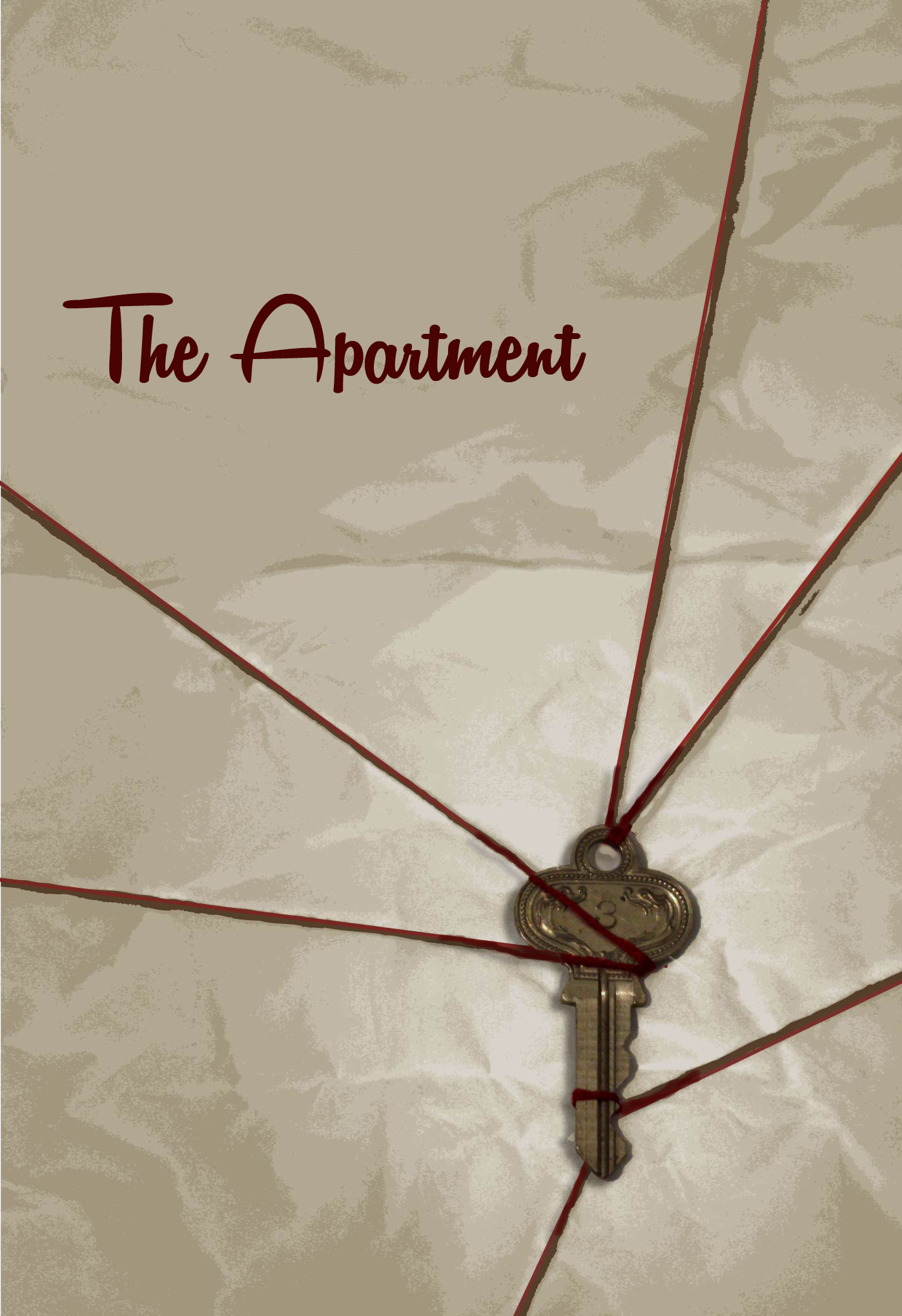 Program cover for the movie  The Apartment