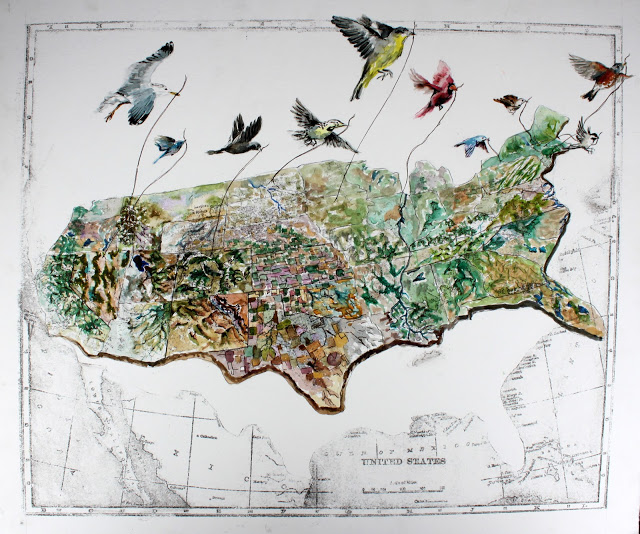 map of the US assignment