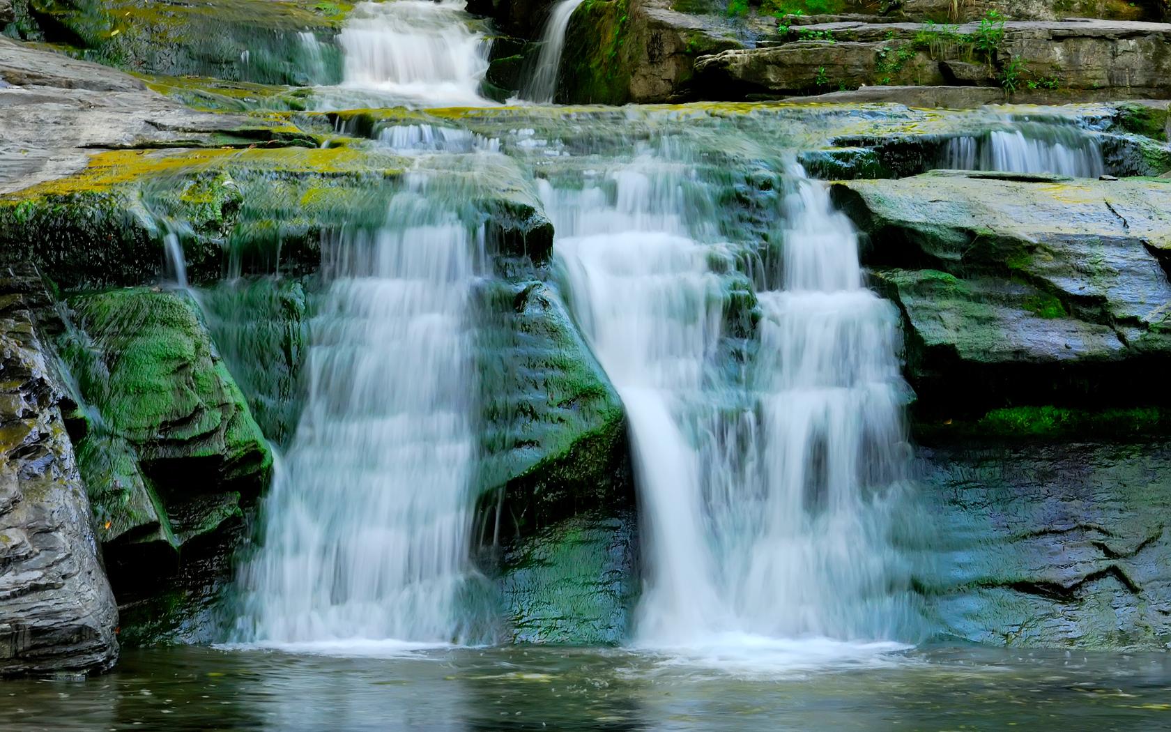Umpachene Falls