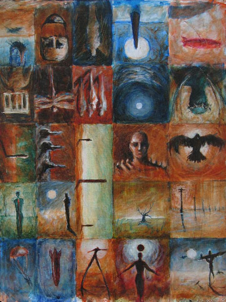 Grid Meditation 2