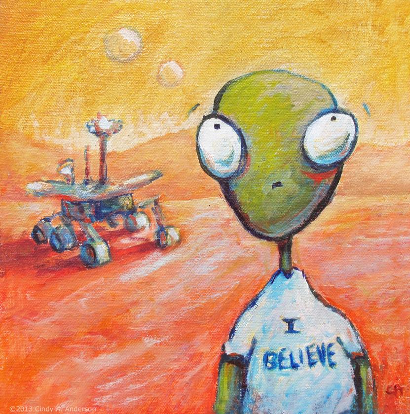 I Believe in Earthlings