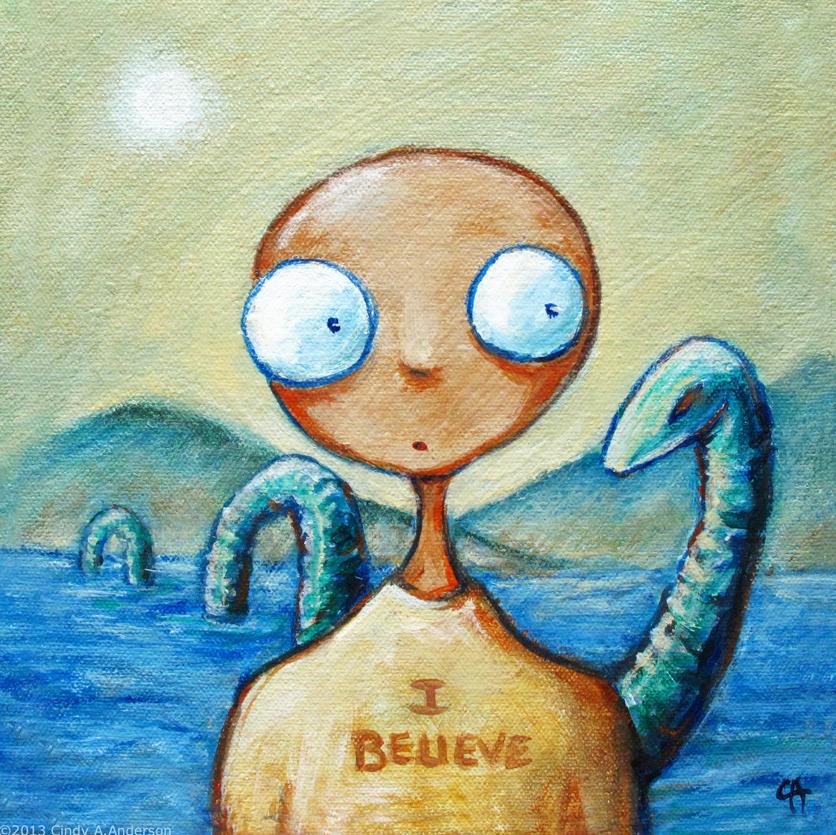 I Believe in Nessie