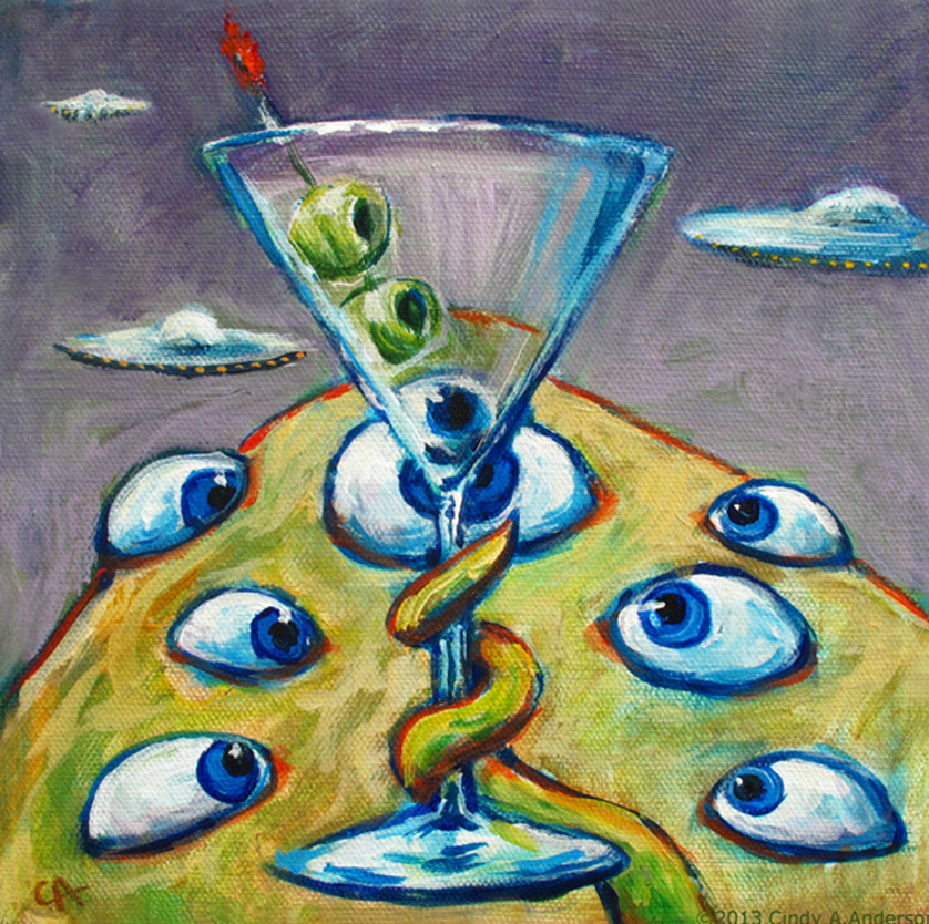 Three Martini Launch