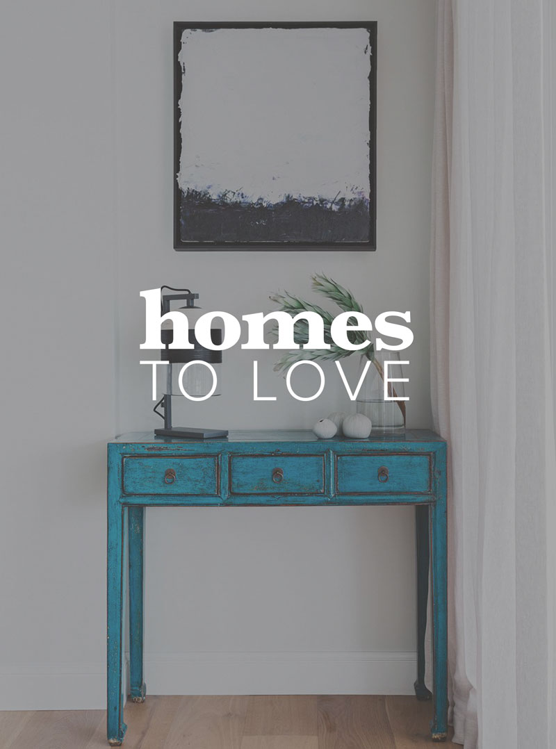 homes to love -