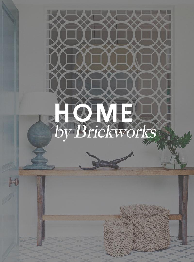 home by brickworks -