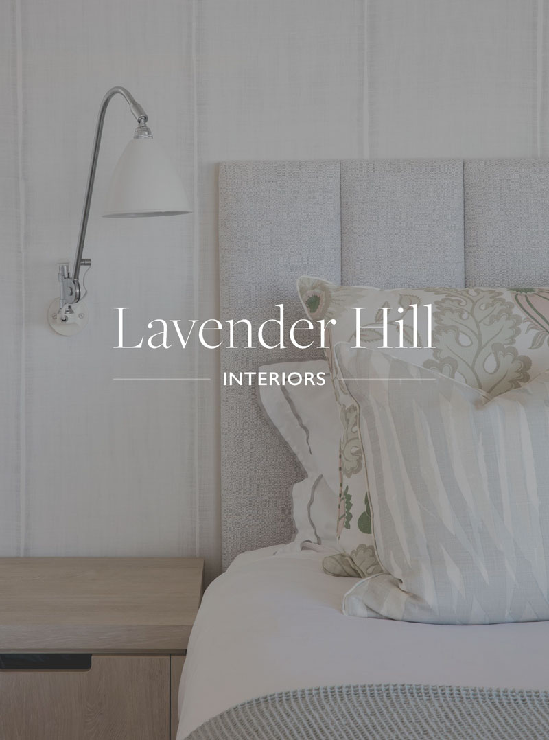 Lavender Hill Interiors - 'Sitting Down with Passionate Interior Designer Kate Bell'