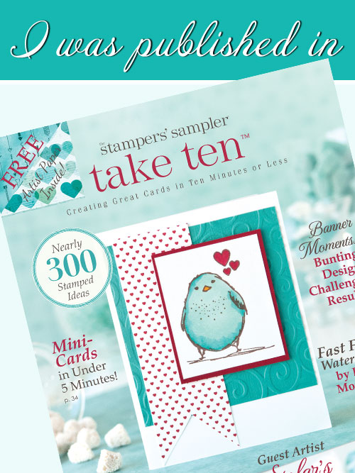 Take Ten - December, January,  February 2016