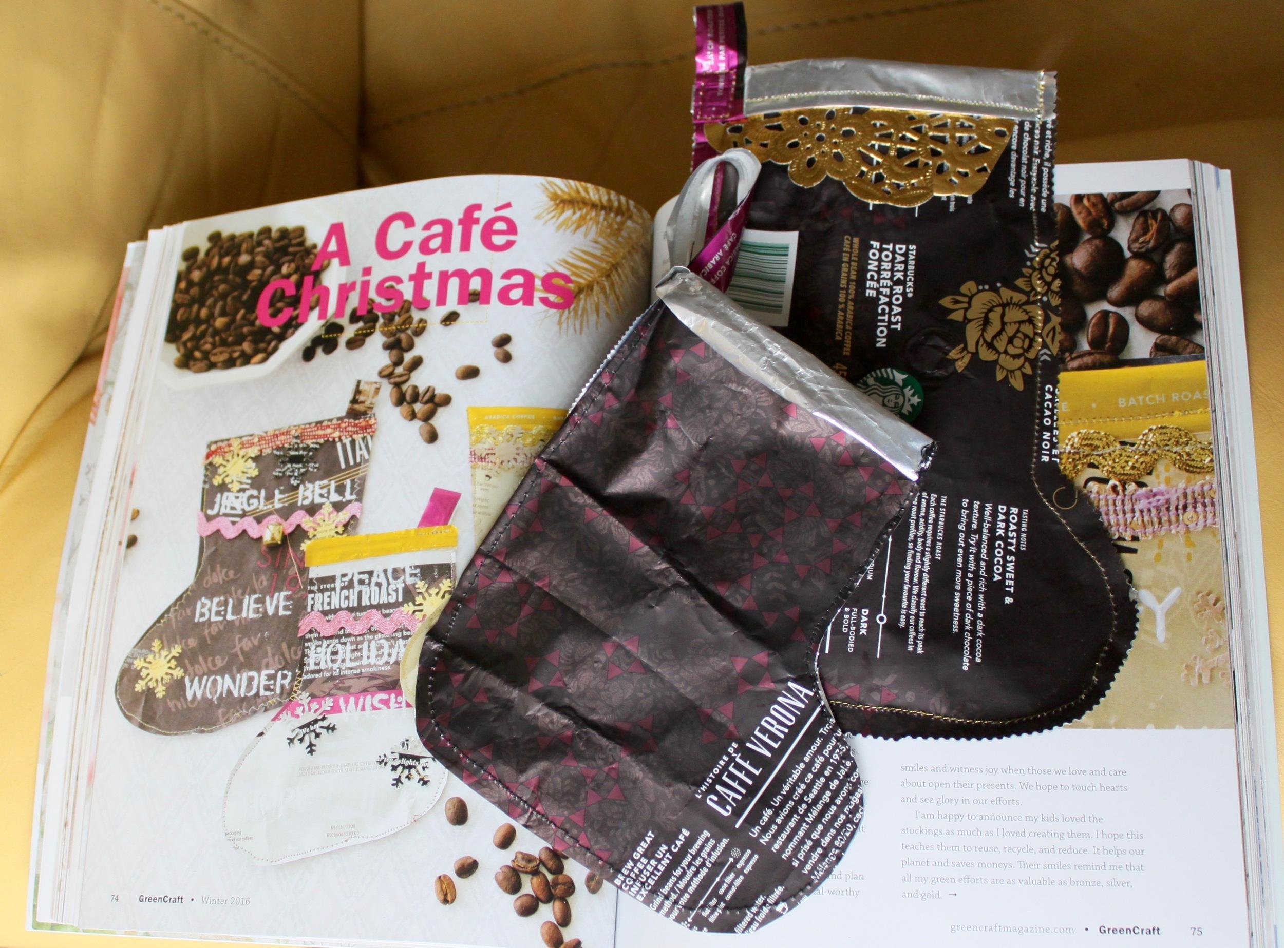 A Cafe Christmas