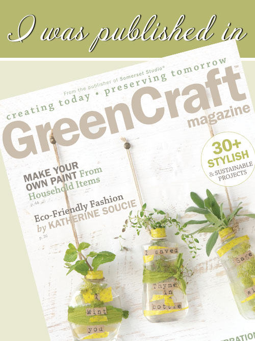 GreenCraft - Summer 2016