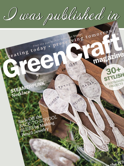 GreenCraft - Autumn 2016