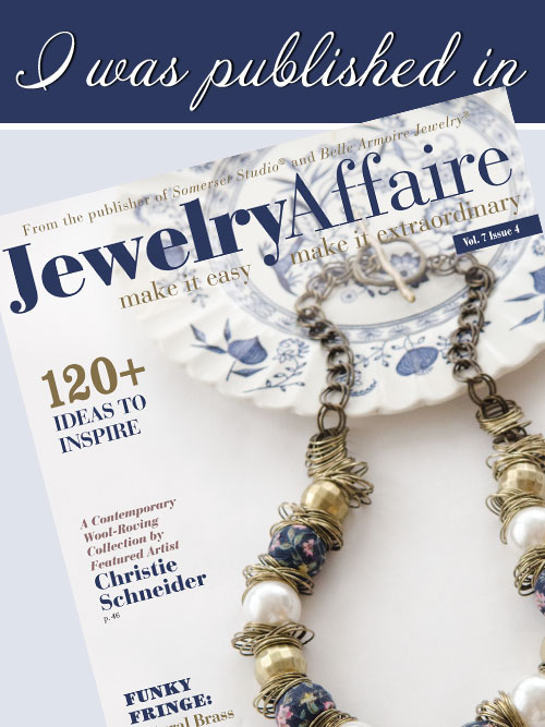 Jewelry Affaire - January, February, March 2017