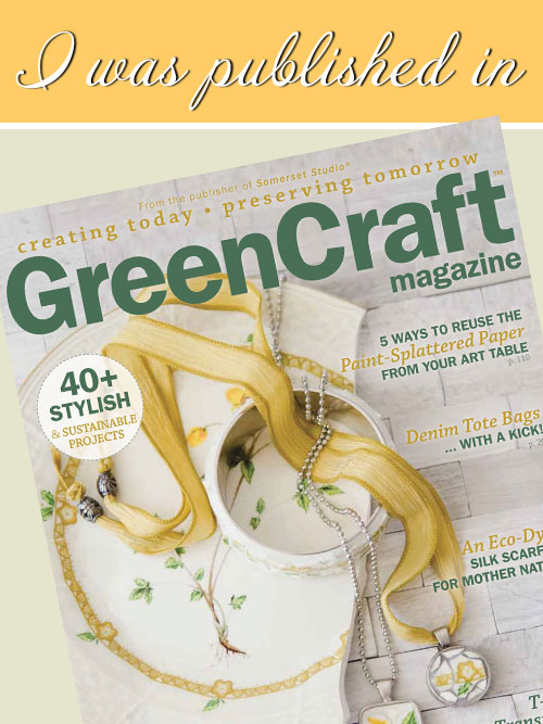 GreenCraft - Autumn 2017