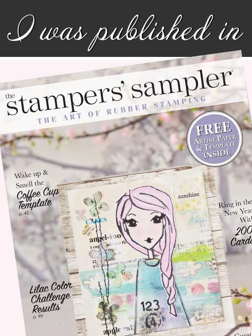 The Stampers' Sampler - Winter 2018