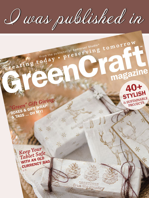 GreenCraft - Winter 2018