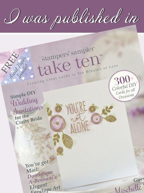 Take Ten - June, July, August 2017