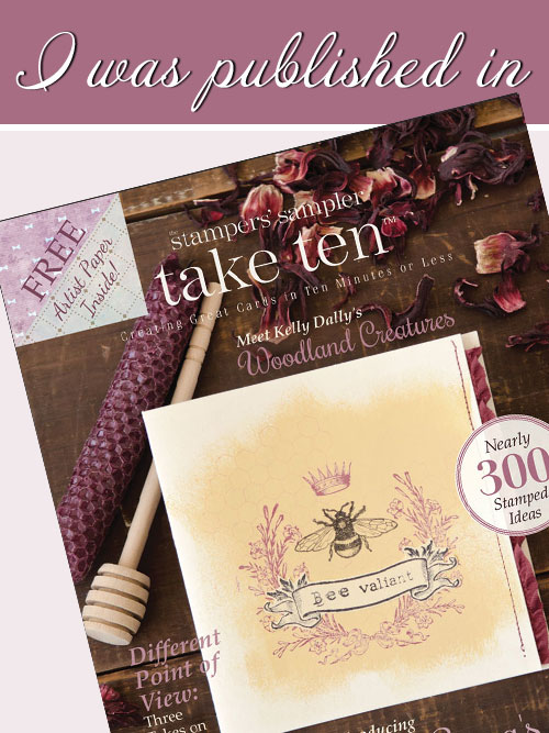 Take Ten - Sept., Oct. Nov. 2016